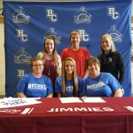 Jimmie Cheerleader Signs to Cheer at Bethel