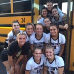 Jimtown High School Girls Varsity Volleyball beat Elkhart Memorial High School 3-1
