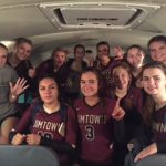 Jimtown High School Girls Varsity Volleyball beat Elkhart Central High School 3-0