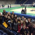 JJHS – ND Volleyball Team Bonding