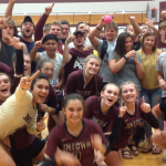 Jimtown High School Girls Varsity Volleyball beat Bremen High School 3-0