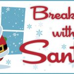 Almost Time for Breakfast with Santa.   Calling all Christmas Crafters!!