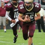 Time to Think About Warm Golfing Thoughts!! (and Jimtown Football)