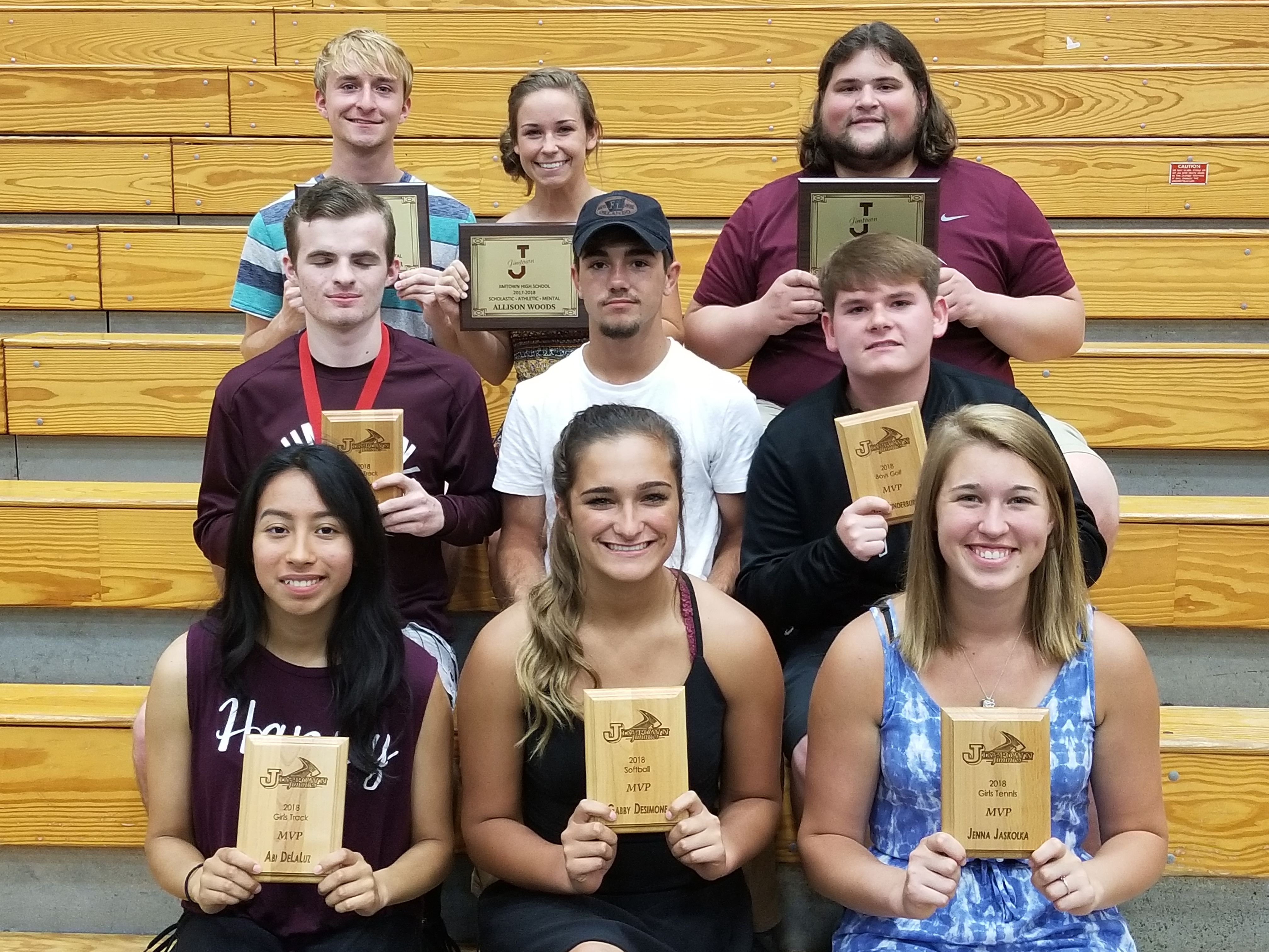 Honoring the Best Spring Sport Athletes