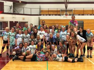 2018 Volleyball Summer Camp