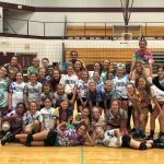 Jimtown Volleyball Camp a Success!