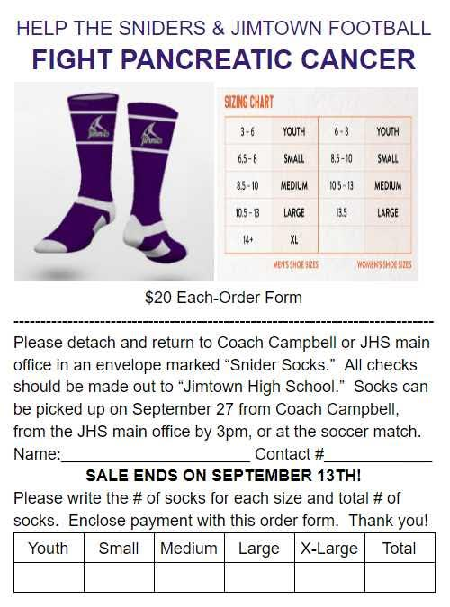 """Get your """"Jimmie Socks""""–Help some Jimmies Fight Pancreatic Cancer in the Process"""