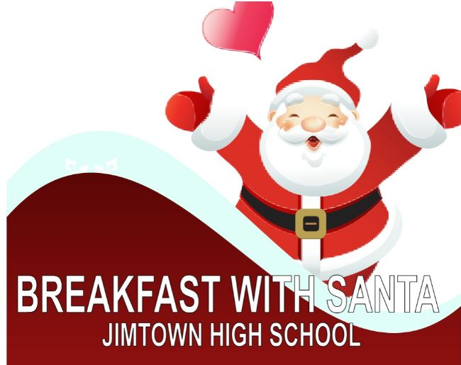 It's Time for the 2018 Breakfast with Santa….Calling all Christmas Crafters!!