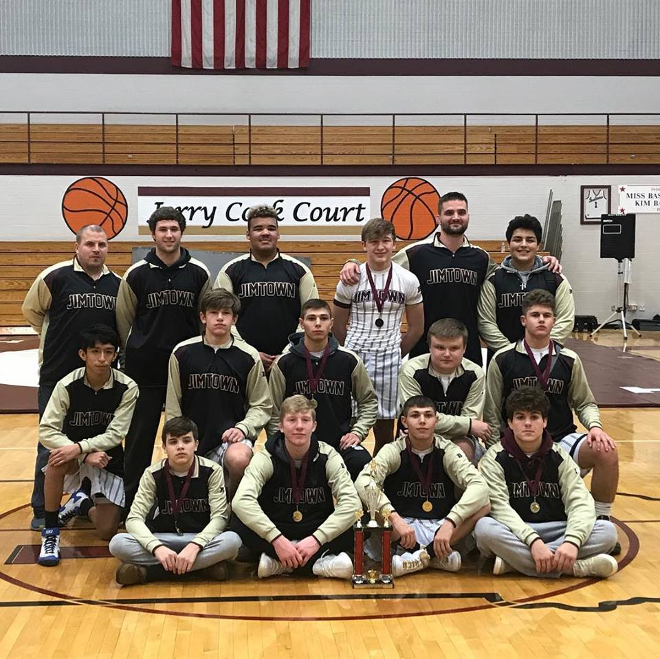 Wrestling Season off to a Roaring Start at Jimtown with Domination at Jimtown Super Dual