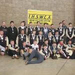 Jimtown Wrestlers Finish 3rd Place at Team State Duals