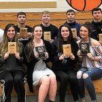 Awards Night Officially Closes Winter Sports for 2018-2019