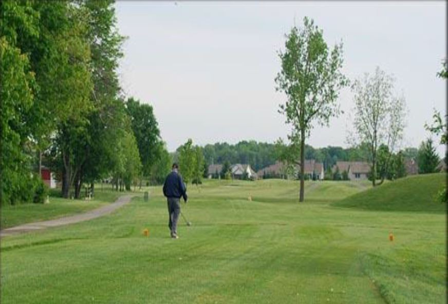 Time to Think Warm Golfing Thoughts!!—10th Annual Jimtown Football Golf Outing