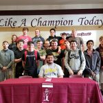 Another Jimmie Wrestler to Grapple at the Next Level