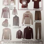 2019-2020 Jimtown Football Gear is HERE