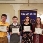 Kiwanis Student Athletes of the Spring