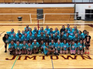 2019 Volleyball Summer Camp