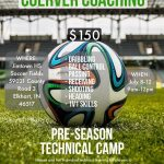 Summer Technical Skills Camp and Conditioning Opportunities