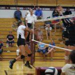 Girls Varsity Volleyball beats Northridge 3 – 1