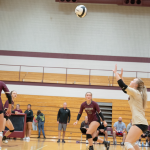 Girls Varsity Volleyball beats South Bend Washington 3 – 0