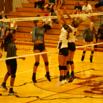 Varsity/JV/C Volleyball teams WIN against SB Adams