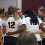 Girls Varsity Volleyball falls to John Glenn 3 – 0