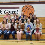 JHS Wraps Up Fall Sports Season at Awards Night