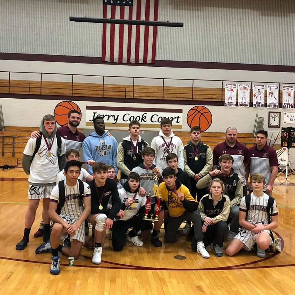Jimmie Wrestlers Dominate the Jimtown Super Dual