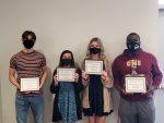 Elkhart Kiwanis Club Honors Fall Student-Athletes of the Year