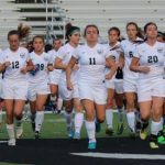 Derby High School Girls Varsity Soccer falls to Manhattan High School 1-0
