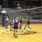 Greencastle High School Volleyball Varsity falls to Northview High School 0-3