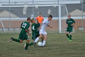 Boys Soccer vs Monrovia 8-20-13