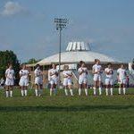 GHS Soccer Varsity Girls beats Terre Haute North 2-1