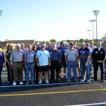 Undefeated 1973 Football Team Honored