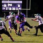 Football Varsity beats Cloverdale High School 49-24