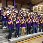 GHS Pep Band Makes a Difference