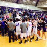Boys Varsity Basketball beats Southmont 51-47