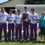 Greencastle Tiger Cubs Golf Win Sectional!