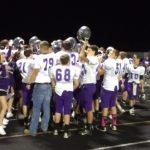 Varsity Football Beats North Putnam