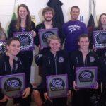 Swim/Diving Senior Night a SUCCESS!