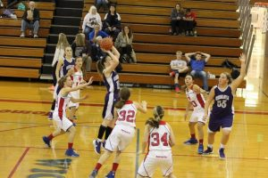 Girls Basketball vs Owen Valley