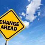 TIME CHANGE