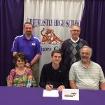 Ryan Coble Commits to Anderson University!