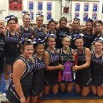 Tiger Cub Cheer Teams Wins County!