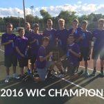 Boys Tennis Team Season Comes to an End