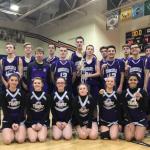 JV Boys Basketball wins County!