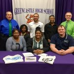 "Nailah ""Ray-Ray"" Ray Commits to Olney Central College"