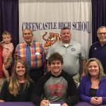 Spencer Rhine Commits to the Wabash Little Giants