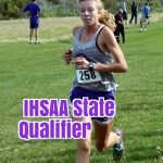 Emma Wilson, Semi-State Champ!