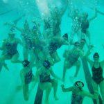 Coed Varsity Swimming beats South Putnam 203 – 162