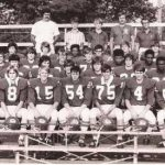 1973 Perfect Purple Football team